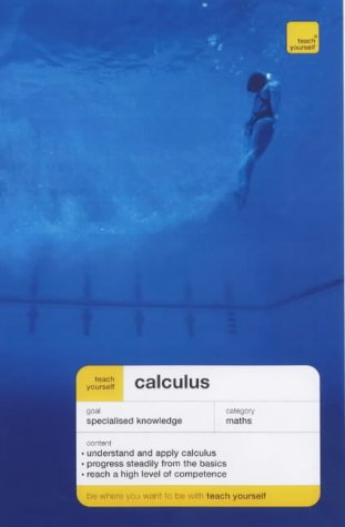 Teach Yourself Calculus