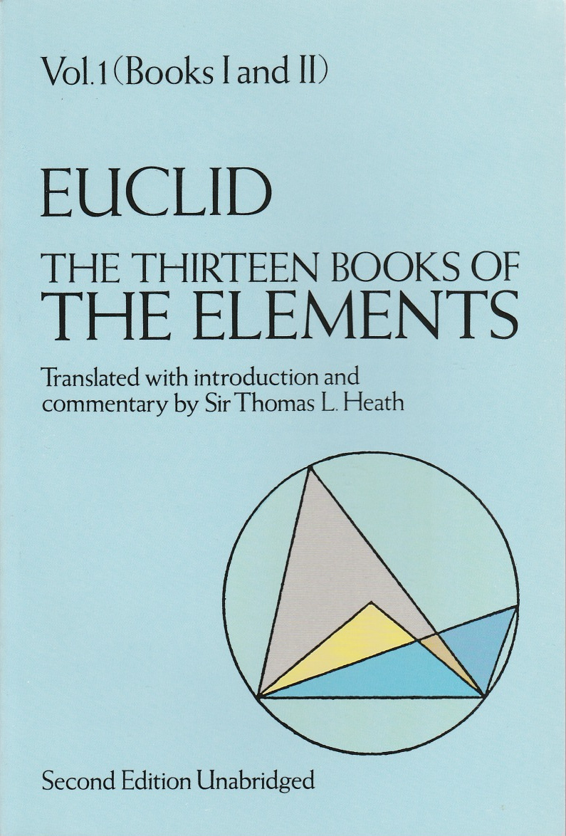 Thirteen Books of The Elements Vol.1, The