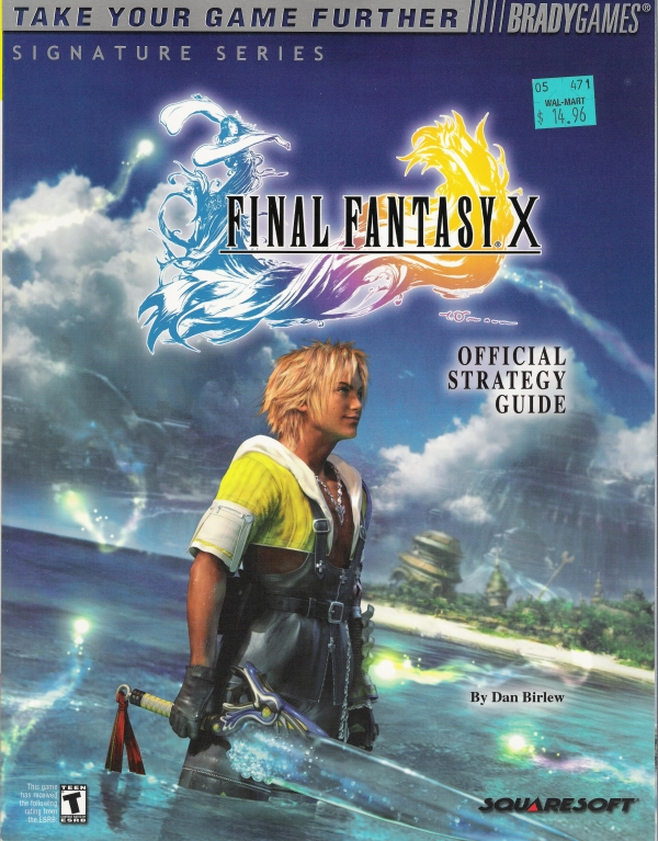 Final Fantasy X Player's Guide