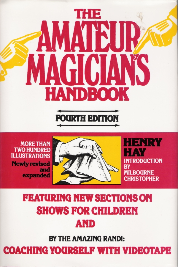 Amateur Magician's Handbook, The
