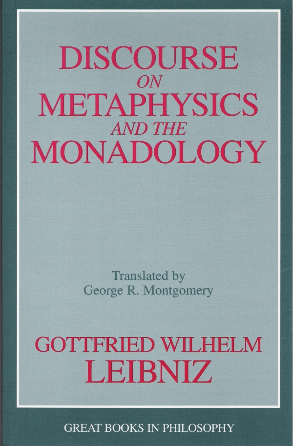 Discourse on Metaphysics and Monadology