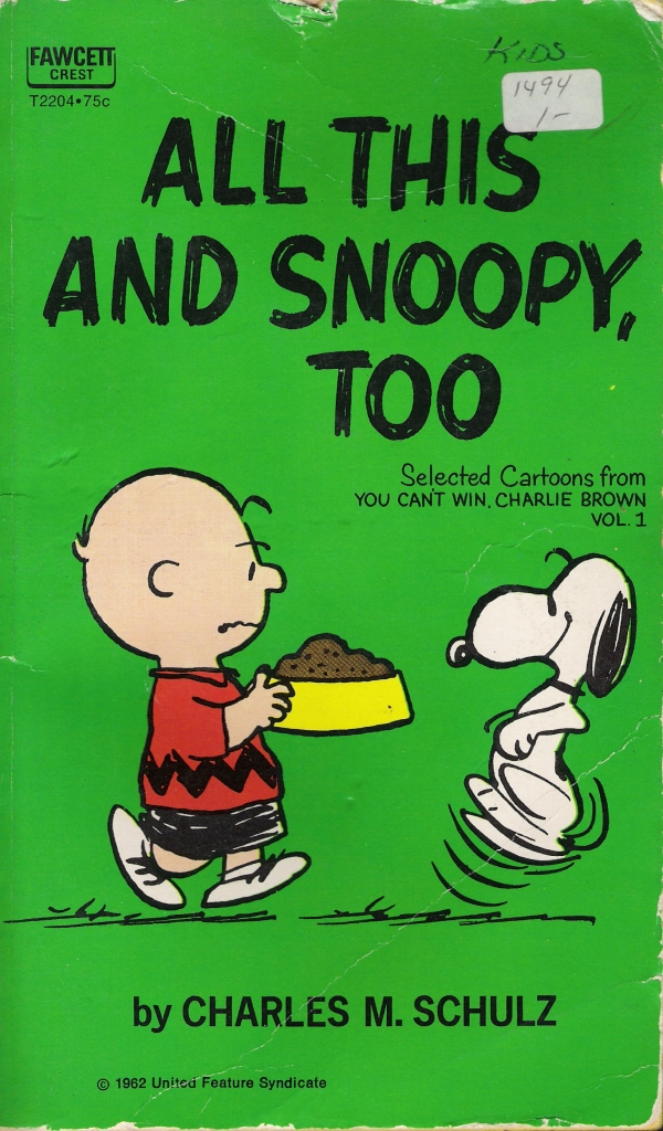 All This And Snoopy, Too