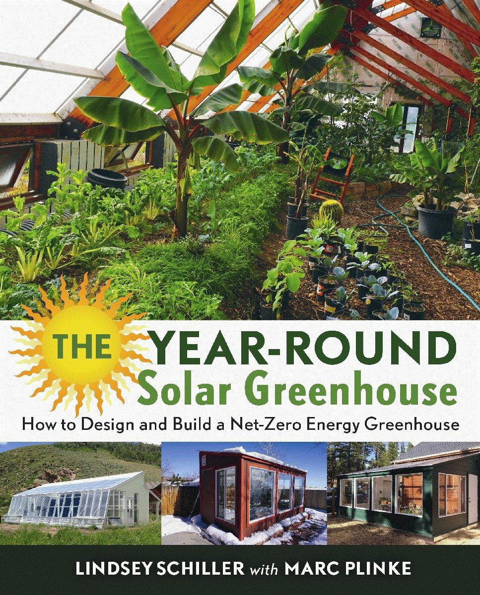 Year-Round Solar Greenhouse, The