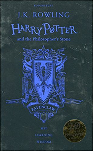 Harry Potter and the Philosopher's Stone - Ravenclaw Edition