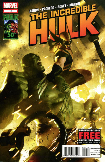 The Incredible Hulk issue 12.00
