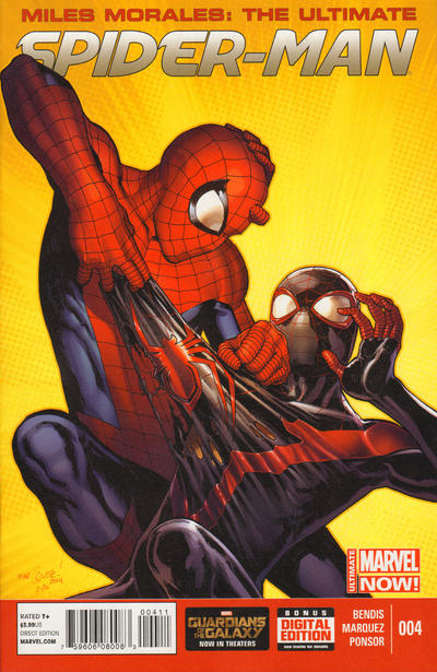 Miles Morales: Ultimate Spider-Man issue 4.00
