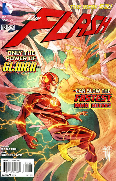 The Flash issue 12.00