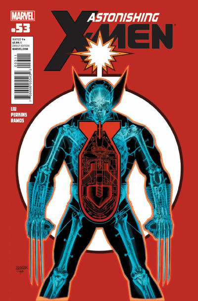 Astonishing X-Men issue 53.00