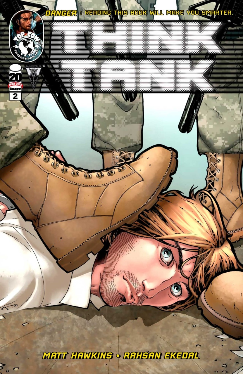 Think Tank issue 2.00