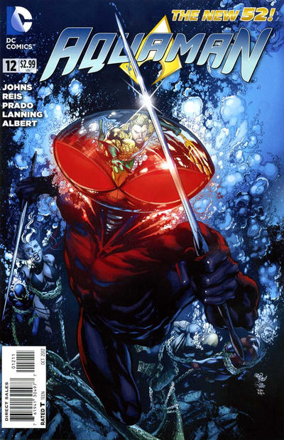 Aquaman issue 12.00