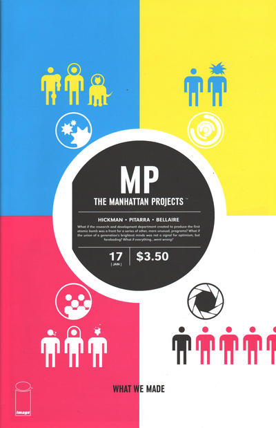 The Manhattan Projects issue 17.00