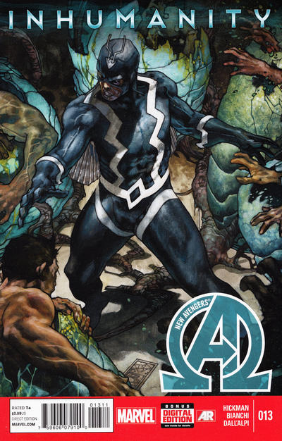 New Avengers issue 13.00