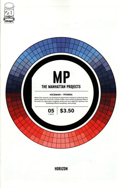 The Manhattan Projects issue 5.00