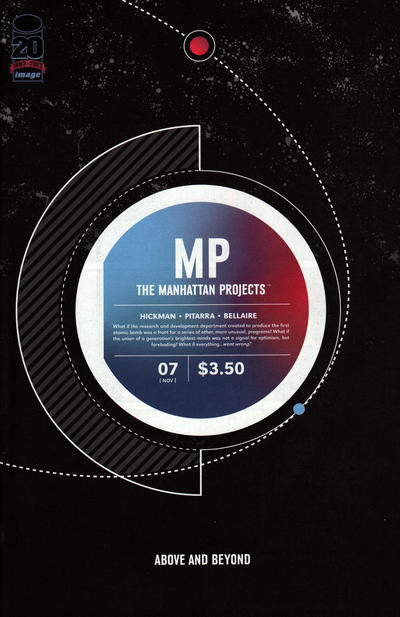 The Manhattan Projects issue 7.00