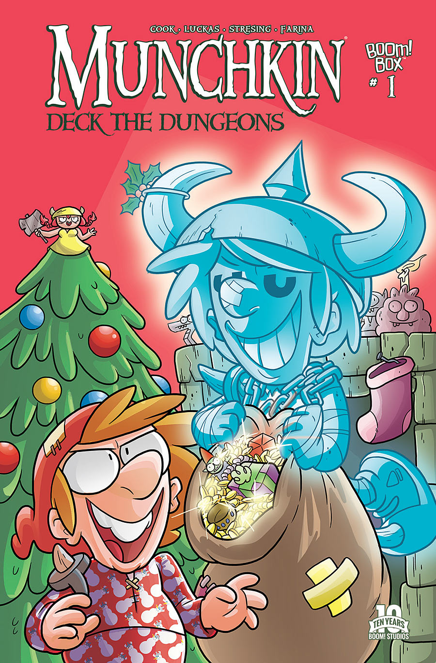 Munchkin Deck The Dungeons issue 1.00