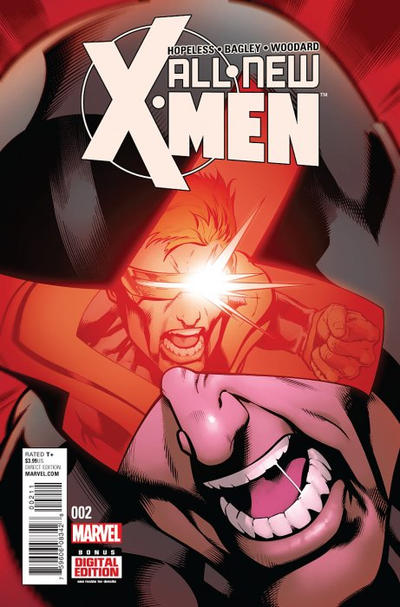 All-New X-Men issue 2.00