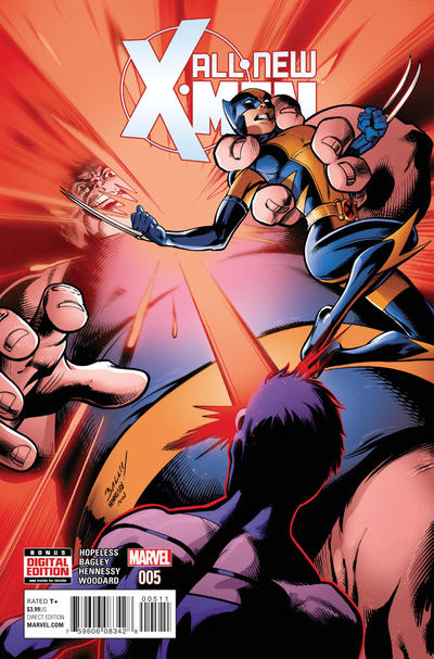 All-New X-Men issue 5.00