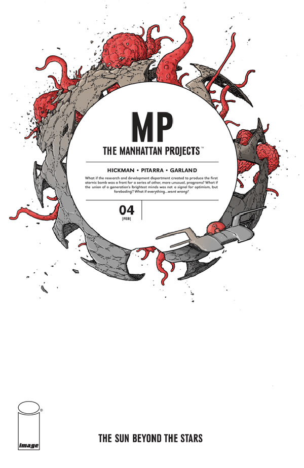 The Manhattan Projects: The Sun Beyond the Stars issue 4.00