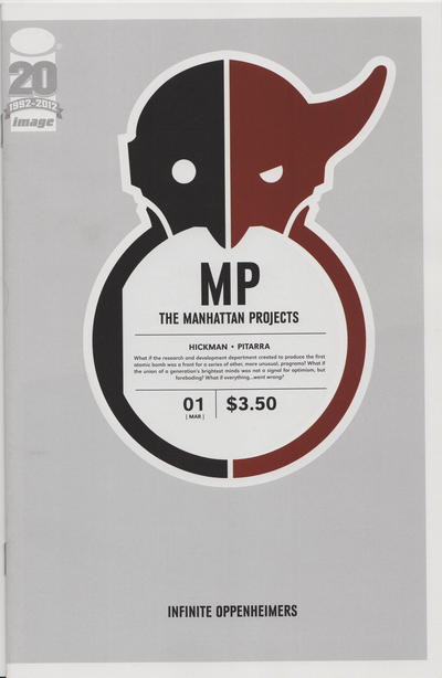 The Manhattan Projects issue 1.00