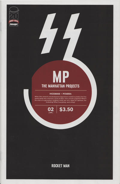 The Manhattan Projects issue 2.00
