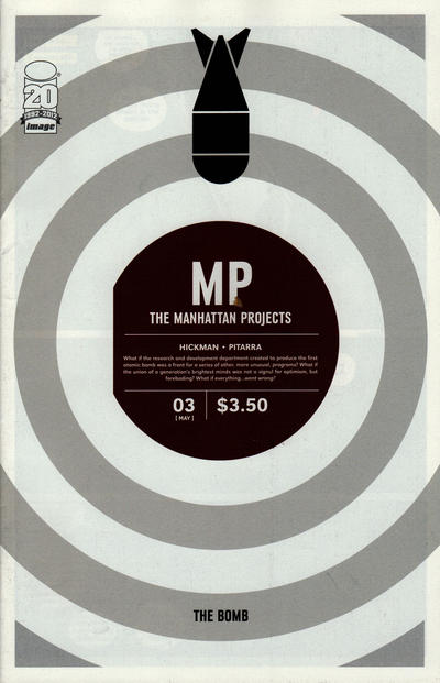 The Manhattan Projects issue 3.00