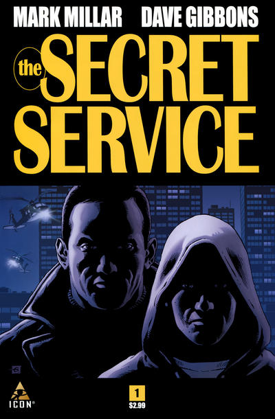 The Secret Service issue 1.00