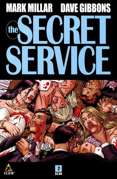 The Secret Service issue 2.00