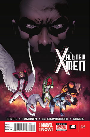 All-New X-Men issue 28.00