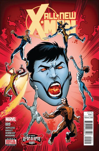All-New X-Men issue 9.00
