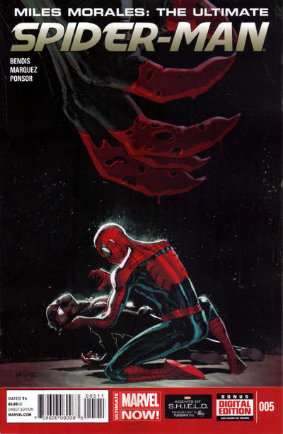 Miles Morales: Ultimate Spider-Man issue 5.00