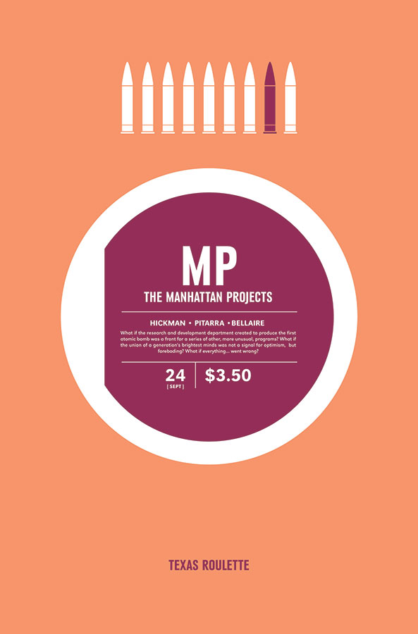 The Manhattan Projects issue 24.00