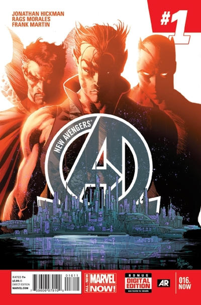 New Avengers issue 16.00