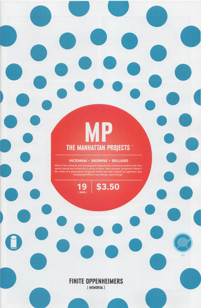 The Manhattan Projects issue 19.00