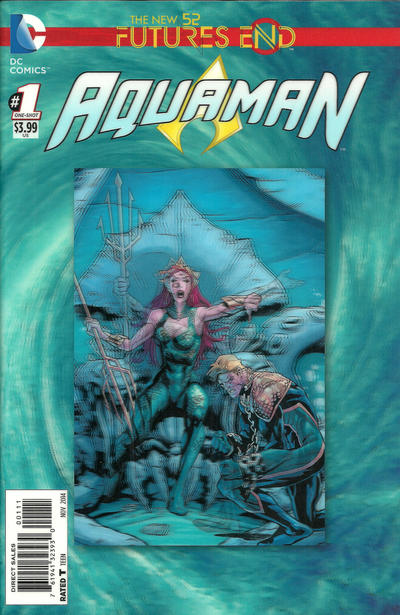 Aquaman: Futures End issue 1.00