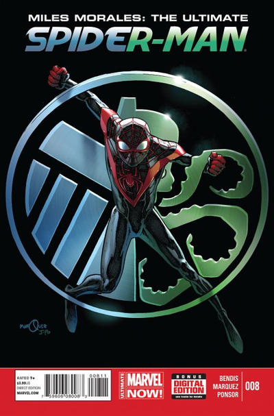 Miles Morales: Ultimate Spider-Man issue 8.00