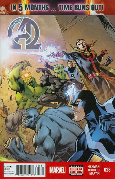 New Avengers issue 28.00