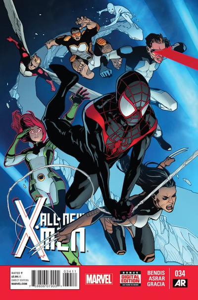 All-New X-Men issue 34.00