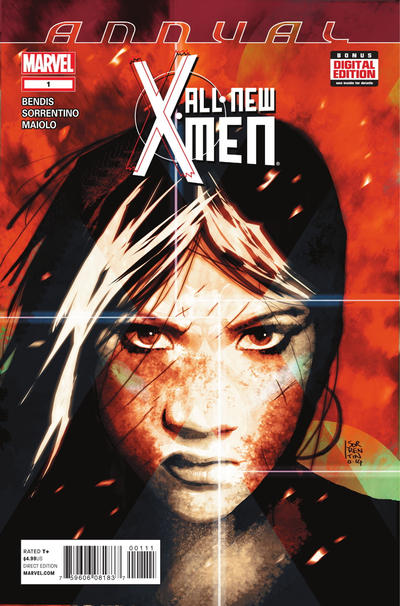 All-New X-Men Annual issue 1.00