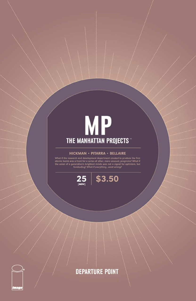 Manhattan Projects, The issue 25.00