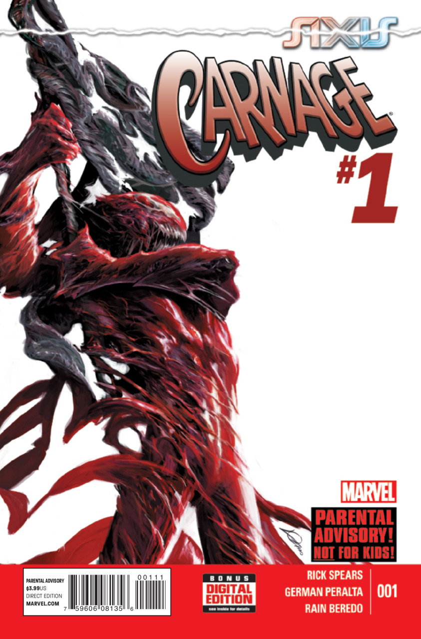 Axis: Carnage issue 1.00