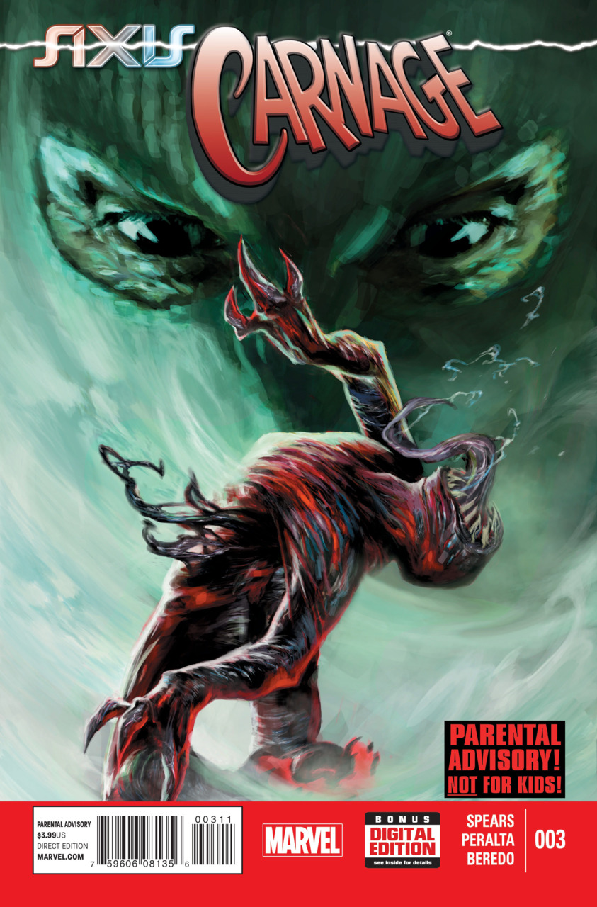 Axis: Carnage issue 3.00