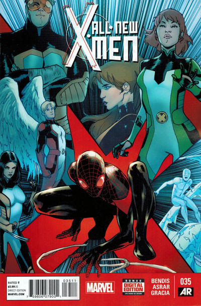 All-New X-Men issue 35.00
