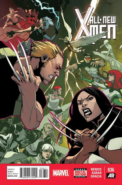 All-New X-Men issue 36.00