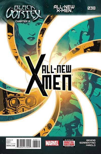 All-New X-Men issue 38.00