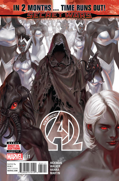 New Avengers issue 31.00