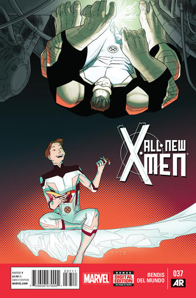 All-New X-Men issue 37.00