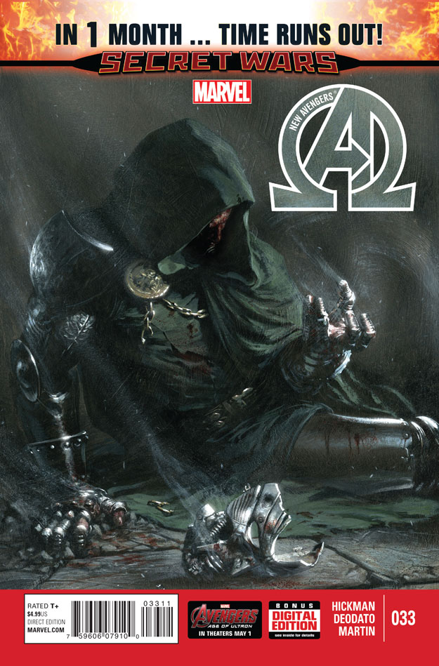 New Avengers issue 33.00