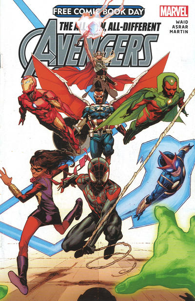 Free Comic Book Day 2015 (Avengers) issue 1.00