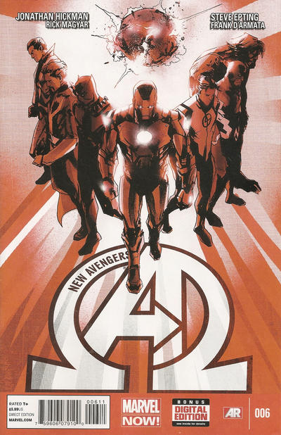 New Avengers issue 6.00