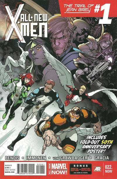 All-New X-Men issue 22.00